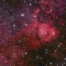 IC 1795 in Cassiopeia,                                Nurinniska
