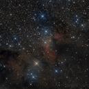 Cave Nebula - SH2-155,                                Dave (Photon)