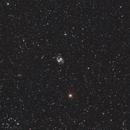 M76, The Little Dumbbell Nebula,                                Vlaams59