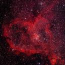 HEART NEBULA,                                Joel Brewer