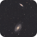M81 & M82,                                Richard White