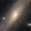 Andromeda M31 Astro Pixel Processor,                                Markus Bauer