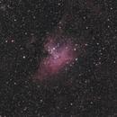 Eagle Nebula 6-15-13 Crop,                                Mo