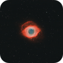 NGC 7293 - Helix Nebula,                                Cluster One Observatory