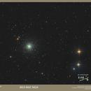 M53, NGC 5024; Globular Cluster,                                Reinhold Schandl