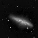 Messier 82 - crop,                                Günther Eder
