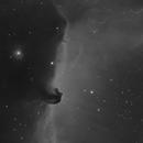 Barnard 33, The Horsehead in Ha,                                Madratter