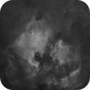 North American and Pelican Nebula Mosaic,                                Roger Muro