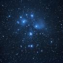 The Pleiades - M45,                                APK