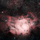 Lagoon Nebula,                                Rino