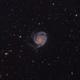 M101 Pinwheel Galaxy,                                mewmartigan