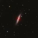 Messier 82,                                regis83