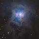 The Core of the Iris Nebula,                                Teagan Grable