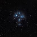 Pleiades - M45,                                Alessandro Cernuzzi