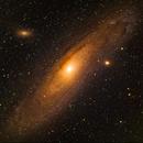 Andromeda Galaxy,                                Param Sharma