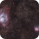 M8 and M20,                                David Barmore