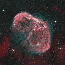 The Crescent Nebula,                                Gabe Shaughnessy