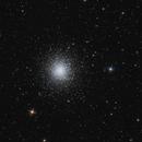 M13 - My first Globular Cluster in 2015,                                Frank Rogin