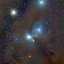 ~ NGC 6726 and friends ~,                                Daniel Kuebler