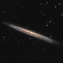 Splinter Galaxy NGC5907,                                Jeff