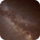 Milky Way in Germany\Bavaria\Unterkuernach\Wolfsberg (animation with meteor),                                Thomas