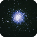 M10:  2X Drizzle  using Pixinsight, down sampled and cropped in PS,                                David Redwine