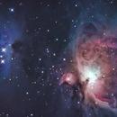 Orion and Running Man Nebula,                                Murf411