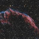 NGC 6992 vom 18.HTT in Jeßnigk,                                Tino Leichsenring