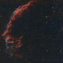 NGC 6995 in bicolor,                                Zoltan Panik (ijanik)