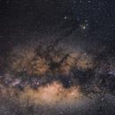 Milky Way - Fixed Tripod,                                Paulo Medeiros
