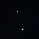 Venus and Jupiter,                                Florian Kolbe