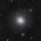 Hercules Globular Cluster - APOD March 19, 2020,                                Eric Coles (coles44)