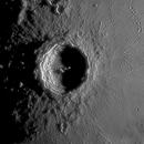Sunrise on Copernicus Animation,                                bubblewed