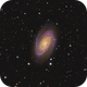 M81 LHaRGB,                                Brad