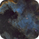 NGC 7000,                                BramMeijer