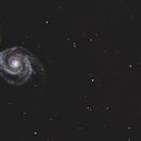 M51 and IC4263,                                Graeme Holyoake