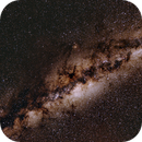 Milky Way core,                                Geoff Scott