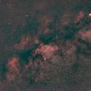 Milky Way Wide Field -  Wing Of Aquila,                                Jer Hetrick