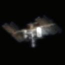 ISS my 1th capture,                                Giuseppe Donatiello