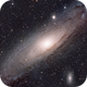 M31 Andromeda Galaxy,                                Trevor Gunderson