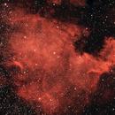 The North American Nebular,                                directlinq