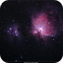 Messier 42,                                Stephen Harris