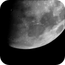 Processed Moon image,                                Gene  Ulm