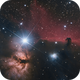 B33, The Horsehead Nebula,                                Fabrizio Sellone