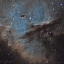 NGC281 - Pacman Nebula,                                Fabio Mirra