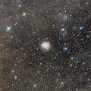 NGC 6946 Fireworks Galaxy Widefield,                                Pleiades Astropho...