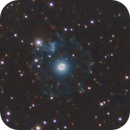 NGC 6543 Cat's Eye Nebula,                                Jim