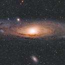Andromeda 4 tile mosaic,                                Lovag Tamás