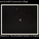 M27 The Dumbbell Nebula,                                SuburbanStargazer