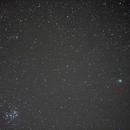 Komet C2014 Q2 Lovejoy,                                Markus
